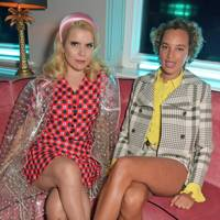 Paloma Faith and Phoebe Collings-James