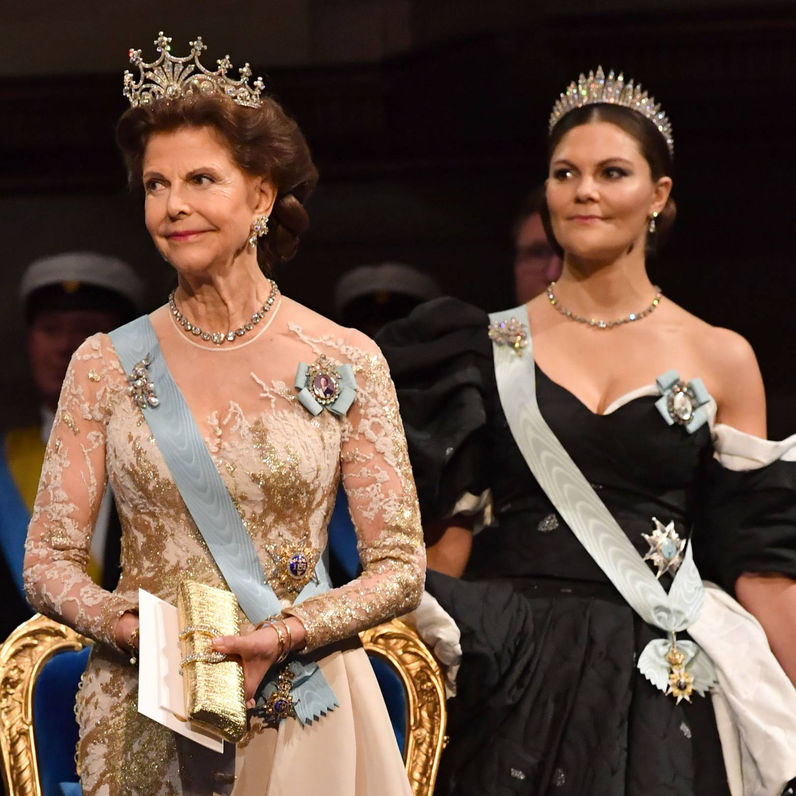 The Swedish royals dazzle at the Nobel Prize Ceremony