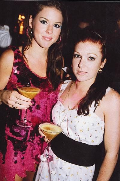 Tatiana Hambro and Emily Gill