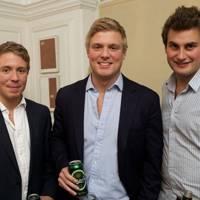 Jamie Moran, Charlie Moran and Malachy Guinness