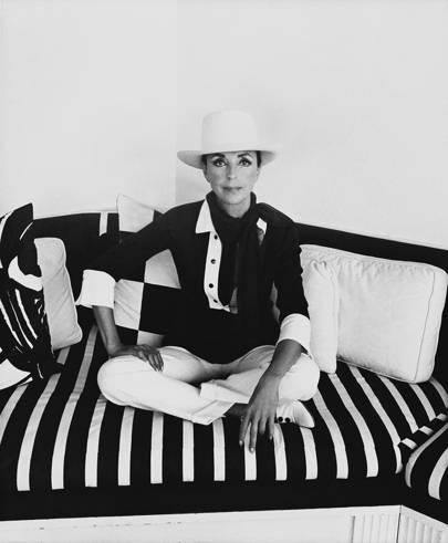 The enduring style of Truman Capote's Swans