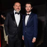 David Walliams and Jack Whitehall