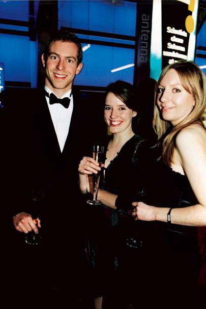 William Straw, Sophie Elmhirst and Sarah O'Reilly