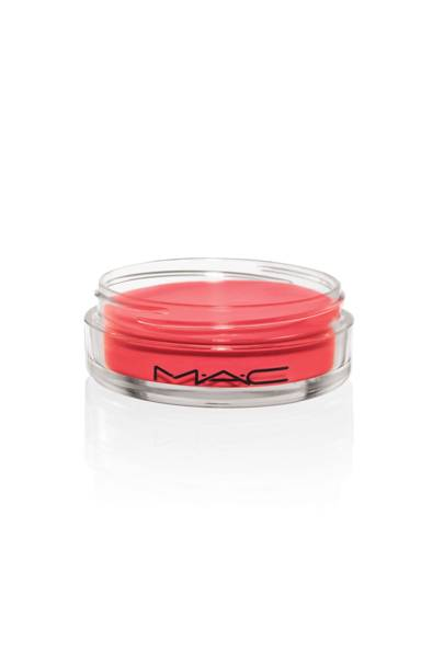 Cream blush in Hi Jinks!, £18, by MAC
