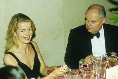 Lady Helen Taylor and John Hoerner