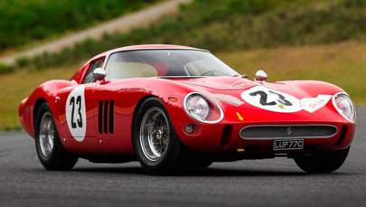 A 1962 Ferrari Just Became The Most Expensive Ever Sold At Auction