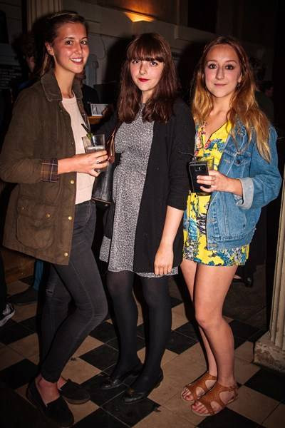 Sophie Staunton, Dani Shreir and Anna Stephens