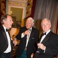 Gary Brass, Sir William Purviss and Gareth Robertson