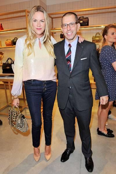 Emma Hill and Jonathan Newhouse
