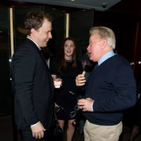 Marc Kielburger and Martin Sheen