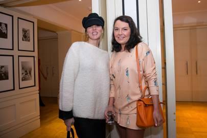 Irina Tsvetkova and Natalia Kaut