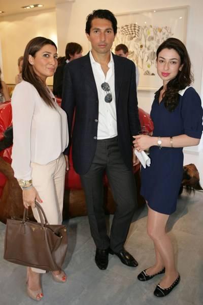 Mariam Daryabegi, Farhoud Moaddel and Mila Askarova