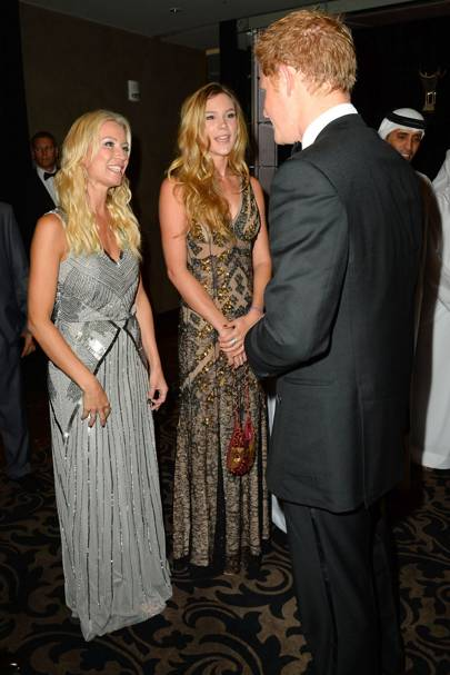 Denise Van Outen, Joss Stone and Prince Harry