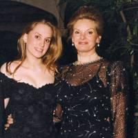 Arabella Oppenheimer and Mrs Fred Barker
