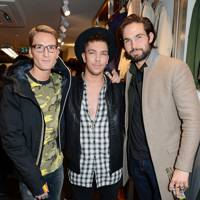 Oliver Proudlock, Matt Terry and Jamie Jewitt
