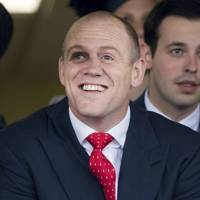 Mike Tindall in 2014