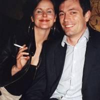 Sandra Ellis and Tom Sykes