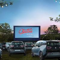 Electric Drive-In with BMW