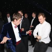 Charlie Hughes and Sam Fiddian-Green