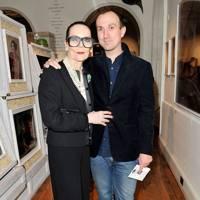Birgit Kroencke Lee and Tim Walker