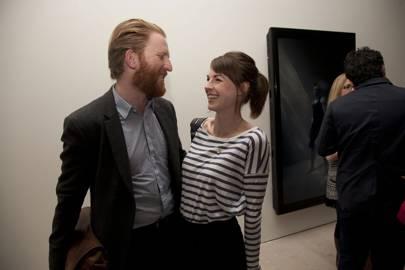 Tom Goodman-Hill and Jessica Raine
