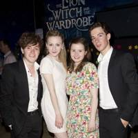 Jonny Weldon, Carly Bawden, Rebecca Benson and Philip Labey
