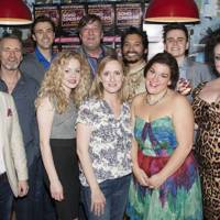 The cast of Soho Cinders