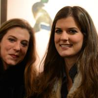 Amanda Hawila and Elena Hawila