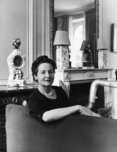 The Hon Nancy Mitford