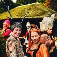 Sophie Mackaill and Davina Harbord