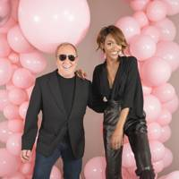 Michael Kors and Jourdan Dunn