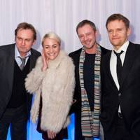 Philip Glenister, Jaime Winstone, John Simm and Marc Warren