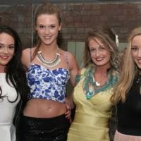 Alice Murray, Olivia Glennie, Charlotte Summers and Helena Warwick-Cross