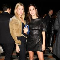 Camille Charriere and Gala Gonzales