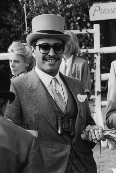 Prince Mubarak Al Sabah