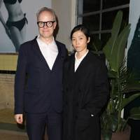 Hans Ulrich Obrist and Koo Jeong