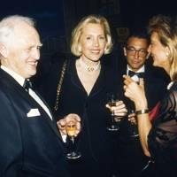Winston Churchill, Mrs Luce Danielson, Benveniste Schuler and Mrs Benveniste Schuler
