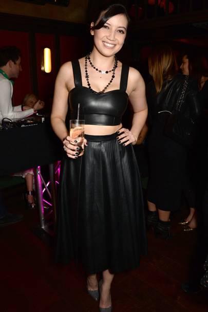 Daisy Lowe, 2014