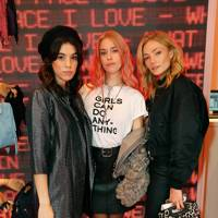 Gala Gordon, Mary Charteris and Clara Paget