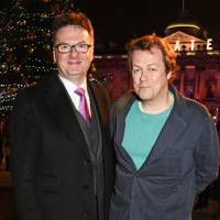 Ewan Venters and Tom Parker Bowles