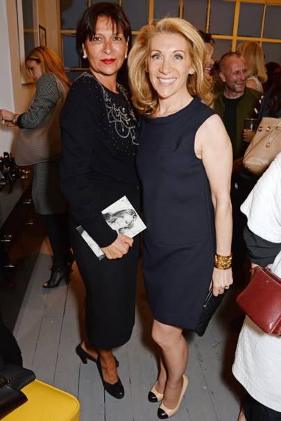 Rosann Benett and Aliza Reger