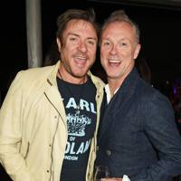 Simon Le Bon and Gary Kemp