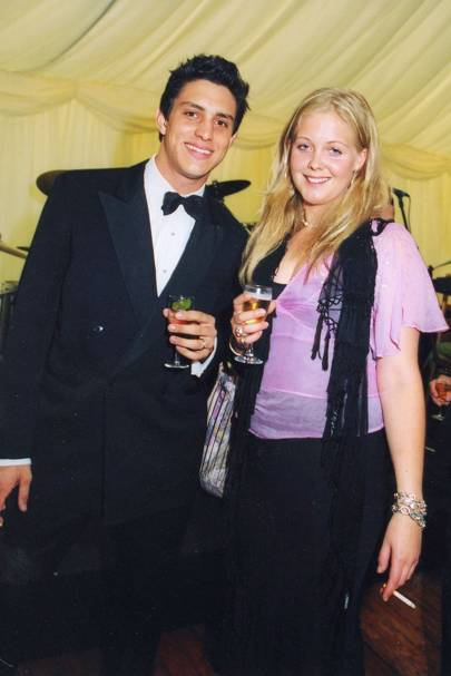 Lorenzo Curci and Claire Bonsor