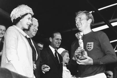 England's victory in the 1966 World Cup