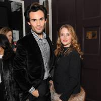 Mark-Francis Vandelli and Rosie Fortescue