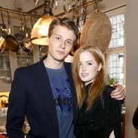 Hugh Laughton-Scott and Ellie Bamber