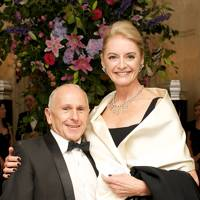 Wayne Sleep and Elizabeth McGorian
