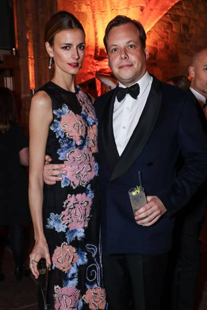 Jacquetta Wheeler and James Allsopp