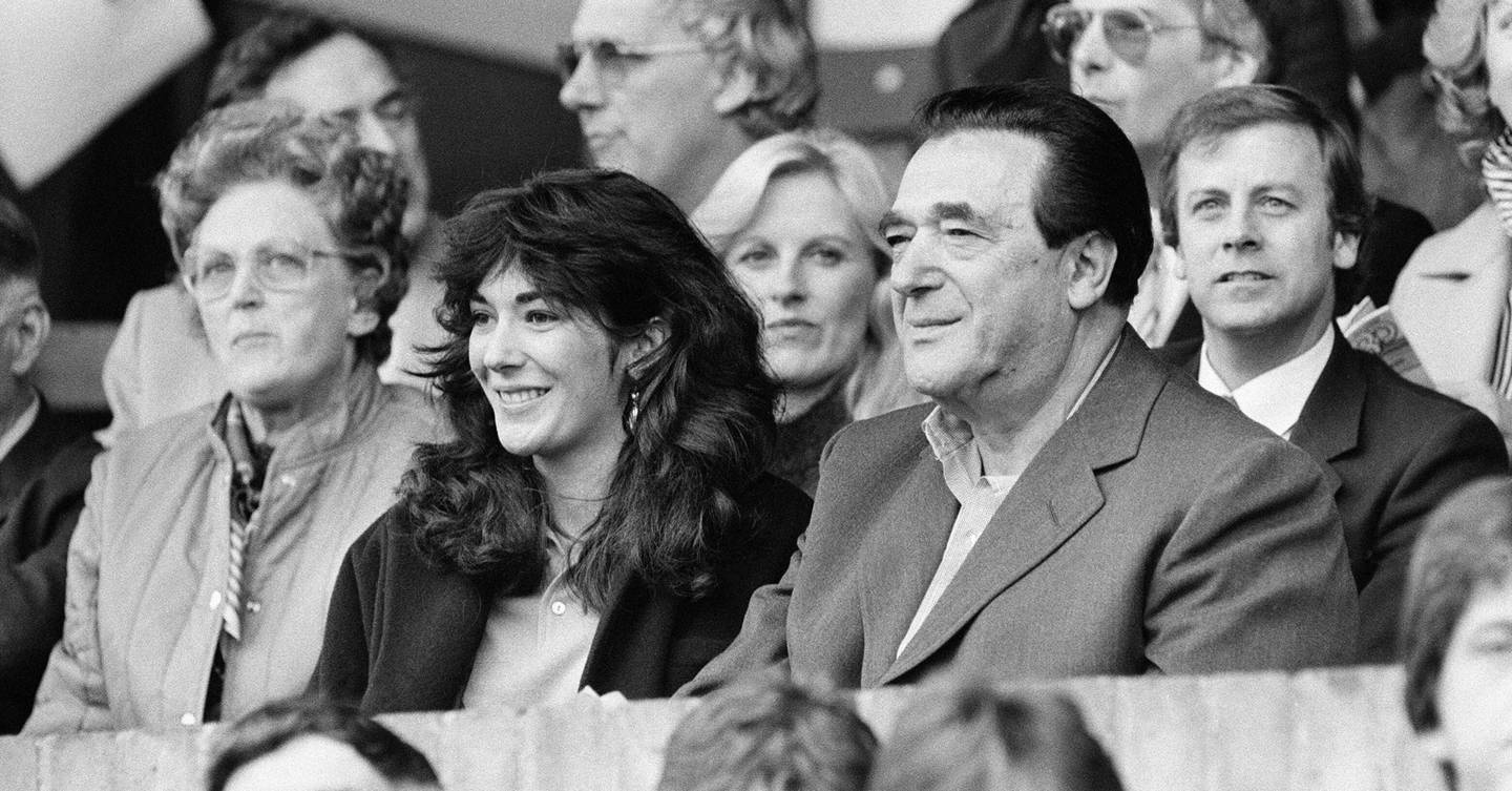 Who is the real Robert Maxwell? The domineering media baron and father of Ghislaine | Tatler