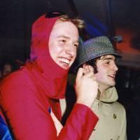 Luke Norman and Rob Walpole